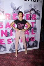 Jacqueline Fernandez at support for Iam forever against animal testing event on 9th June 2017 (73)_593bbb1448fe0.JPG