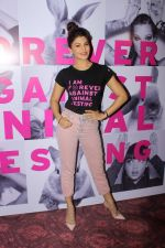 Jacqueline Fernandez at support for Iam forever against animal testing event on 9th June 2017 (75)_593bbb17c82a7.JPG