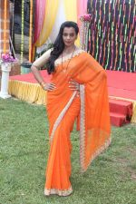 Mugdha Godse On Location Climax Shoot Of Comedy Film Jhunjhuna on 9th June 2017 (15)_593b91d256b09.JPG