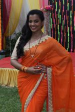 Mugdha Godse On Location Climax Shoot Of Comedy Film Jhunjhuna on 9th June 2017 (18)_593b91d907295.JPG