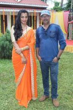 Mugdha Godse On Location Climax Shoot Of Comedy Film Jhunjhuna on 9th June 2017 (21)_593b91de02305.JPG
