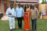 Mugdha Godse On Location Climax Shoot Of Comedy Film Jhunjhuna on 9th June 2017 (22)_593b91e01a2a0.JPG