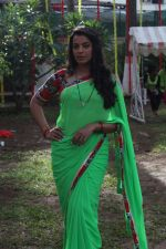Mugdha Godse On Location Climax Shoot Of Comedy Film Jhunjhuna on 9th June 2017 (24)_593b91e398e6b.JPG
