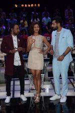 Remo D_Souza, Dharmesh Yelande, Shakti Mohan  On Location Shoot Of Dance Plus on 9th June 2017 (25)_593b9ac937646.JPG