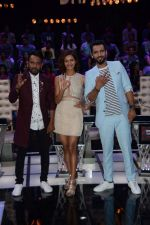 Remo D_Souza, Dharmesh Yelande, Shakti Mohan  On Location Shoot Of Dance Plus on 9th June 2017 (30)_593b9acabae00.JPG