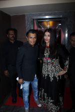 Aishwarya Rai Bachchan, Vikram Phadnis during the music launch of marathi film Hrudayantar in Mumbai, India on June 10, 2017 (31)_593cbdff1c768.JPG