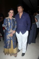 Madhushree with husband Robby Badal at the Star Studded Grandiose Launch of Cinebuster Magazine On 10th June 2017 (3)_593ce393d34a5.JPG