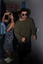 Ranbir Kapoor, Katrina Kaif Spotted Promoting Film Jagga Jasoos At Radio City on 13th June 2017 (27)_593feeec14cd3.JPG