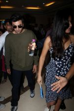 Ranbir Kapoor, Katrina Kaif Spotted Promoting Film Jagga Jasoos At Radio City on 13th June 2017 (49)_593feef51ff37.JPG