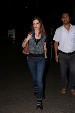 Sussanne Khan at the International Airport on 13th June 2017 (1)_5940169a24efd.JPG