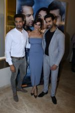 Upen Patel, Natasha Fernandez, Shiv Darshan at Musical Showcasing Of Ek Haseena Thi Ek Deewana Tha on 12th June 2017 (22)_593f6aa5c18e2.JPG