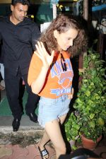Kangana Ranaut spotted at bblunt salon on 13th June 2017 (1)_5940a4bd05934.JPG