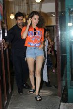 Kangana Ranaut spotted at bblunt salon on 13th June 2017 (4)_5940a4d71858b.JPG