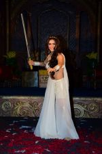 Madhurima Tuli during launch of serial Chandrakanta in Mumbai on June 14, 2017 (2)_594201c357111.JPG