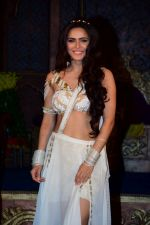 Madhurima Tuli during launch of serial Chandrakanta in Mumbai on June 14, 2017 (4)_594201c43fc80.JPG