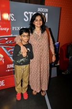 Indira Krishnan at the Special Screening of Animated film CARS 3 on 15th June 2017 (19)_594384727d7ad.JPG