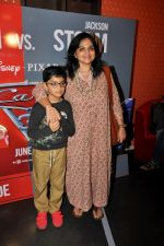 Indira Krishnan at the Special Screening of Animated film CARS 3 on 15th June 2017 (22)_5943847847e2e.JPG