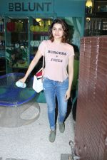 Prachi Desai at BBLUNT Salon in Bandra on 15th June 2017 (2)_59437c16c5582.JPG