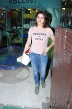 Prachi Desai at BBLUNT Salon in Bandra on 15th June 2017 (4)_59437c2738f18.JPG
