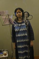 Rekha Bharadwaj at the Song Recording Of Marathi Film Lapachhapi on 17th June 2017 (17)_5945437492d35.JPG