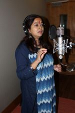 Rekha Bharadwaj at the Song Recording Of Marathi Film Lapachhapi on 17th June 2017 (22)_5945437d997d6.JPG