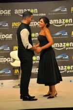 Angad Bedi, Richa Chadda at Trailer Launch Of Indiai_s 1st Amazon Prime Video Original Series Inside Edge on 16th June 2017 (121)_59451e53777fc.JPG