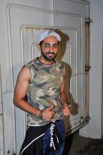 Ayushmann Khurrana at the Special Screenig Of Film Super Singh in Mumbai on 16th June 2017 (40)_59452e57eac60.JPG