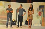 Farhan Akhtar, Ritesh Sidhwani, Sarah Jane Dias at Trailer Launch Of Indiai_s 1st Amazon Prime Video Original Series Inside Edge on 16th June 2017 (25)_59451f87d8b87.JPG