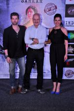 Kirti Kulhari, Neil Nitin Mukesh, Anupam Kher at the Trailer Launch Of Film Indu Sarkar in Mumbai on 16th June 2017 (110)_5944d4afa7057.JPG