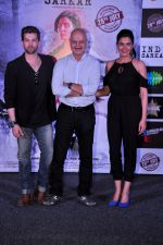 Kirti Kulhari, Neil Nitin Mukesh, Anupam Kher at the Trailer Launch Of Film Indu Sarkar in Mumbai on 16th June 2017 (111)_5944d62ece5f1.JPG