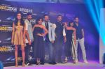 Sarah Jane Dias, Angad Bedi, Tanuj Virwani, Richa Chadda, Vivek Oberoi, Siddhant Chaturvedi, Sayani Gupta at Trailer Launch Of Indiai_s 1st Amazon Prime Video Original Series Inside Edge on 16th June 2017 (41)_59451f999c510.JPG