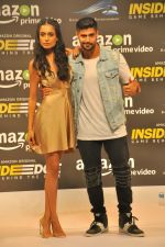 Sarah Jane Dias,Tanuj Virwani at Trailer Launch Of Indiai_s 1st Amazon Prime Video Original Series Inside Edge on 16th June 2017 (134)_594520ea62189.JPG
