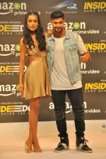 Sarah Jane Dias,Tanuj Virwani at Trailer Launch Of Indiai_s 1st Amazon Prime Video Original Series Inside Edge on 16th June 2017 (135)_594520ec043c0.JPG