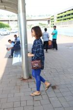 Shakti Mohan Spotted At International Airport on 16th June 2017 (7)_5944d6bbe06f9.JPG