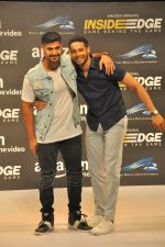 Tanuj Virwani, Siddhant Chaturvedi at Trailer Launch Of Indiai_s 1st Amazon Prime Video Original Series Inside Edge on 16th June 2017 (140)_59452178bea4e.JPG