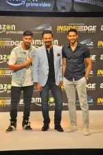 Tanuj Virwani, Vivek Oberoi, Siddhant Chaturvedi at Trailer Launch Of Indiai_s 1st Amazon Prime Video Original Series Inside Edge on 16th June 2017 (142)_5945217a683e5.JPG