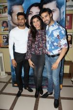 Upen Patel, Natasha Fernandez, Shiv Darshan Interview For Film Ek Haseena Thi Ek Deewana Tha on 16th June 2017 (29)_5944d74094ef1.JPG