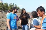 Jackky Bhagnani, Pooja Bhatt at Chimbai Beach Clean Up Drive By BMC on 18th June 2017 (20)_5946792ea0362.JPG