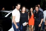 Anil Kapoor, Farah Khan, Suhana and SRK at the Grand Opening Party Of Arth Restaurant on 18th June 2017_5947a57b7e7dd.JPG