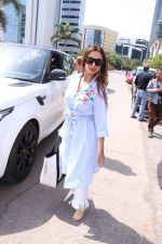 Malaika Arora Khan at Father_s Day celebration in Mumbai on 18th June 2017 (11)_5947393a174f3.jpg