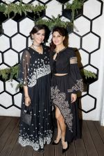 Sonam and Jaqueline at the Grand Opening Party Of Arth Restaurant on 18th June 2017_5947a7d3b9aab.JPG