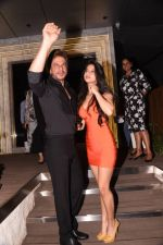 Suhana Khan, Shahrukh Khan at the Grand Opening Party Of Arth Restaurant on 18th June 2017 (12)_5947a61619798.jpg