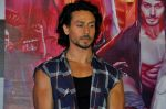 Tiger Shroff at the Song Launch Of Ding Dang For Film Munna Michael With Tiger Shroff & Nidhhi Agerwal on 19th June 2017 (22)_5947ac8d86a40.JPG