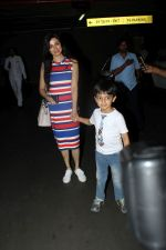 Divya Khosla Kumar at the airport on 21st June 2017 (7)_594b325a986ed.JPG