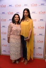 Kaushika Hemdev and Mugdha Ghodse at IMC Ladies Wing_s 50th Anniversary Celebrations_594b92840e2ef.JPG