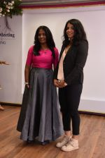 Shalini Saraswathi and Sakshi Malik at the IMC Ladies Wing_s 50th Year Anniversary_594b92a018e33.JPG