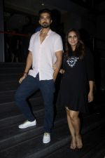 Huma Qureshi, Saqib Saleem at the Special Screening Of Film Tubelight in Mumbai on 22nd June 2017 (48)_594c95557d32b.JPG