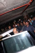 Rajinikanth at the Airport on 22nd June 2017 (18)_594c82fbae497.JPG