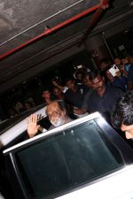 Rajinikanth at the Airport on 22nd June 2017 (19)_594c82fca00b0.JPG