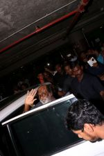 Rajinikanth at the Airport on 22nd June 2017 (20)_594c82fd881ec.JPG